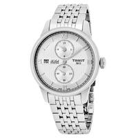 Tissot Men's T006.428.11.038.02 'Le Locle' Silver Dial Stainless Steel Swiss Automatic Watch
