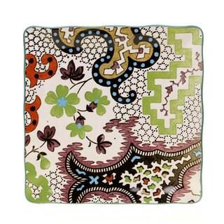 Tracy Porter for Poetic Wanderlust 'Rose Boheme' 12.5-inch Square Platter