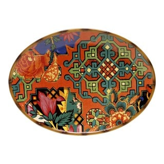 Tracy Porter for Poetic Wanderlust 'Eden Ranch' 16-inch Oval Platter