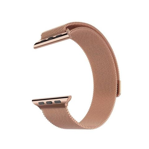 Milanese Loop for Apple Watch 42mm- Pink - N/A - N/A