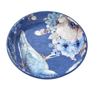 Certified International Indigold Ceramic 13.25 x 3 Serving Bowl
