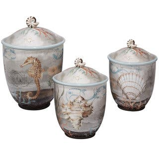Certified International Coastal View 3-piece Canister Set|https://ak1.ostkcdn.com/images/products/14310380/P20892162.jpg?impolicy=medium