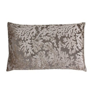 Thro by MarloCara Simply Taupe Coral Pillow