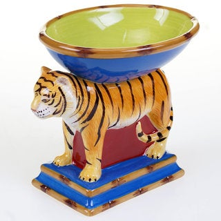 Tracy Porter for Poetic Wanderlust 'Imperial Bengal' Earthenware Serving Bowl