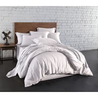 Washed Linen/Cotton Blend Pillowcases (2 Pack)