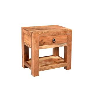 Handmade Ajmer Bedside Table