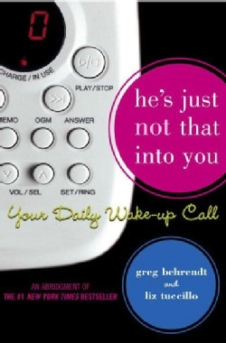 He's Just Not That Into You: Your Daily Wake-up Call (Paperback)
