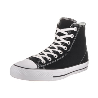 Converse Unisex Chuck Taylor All Star Pro Hi Black Canvas Basketball Shoe
