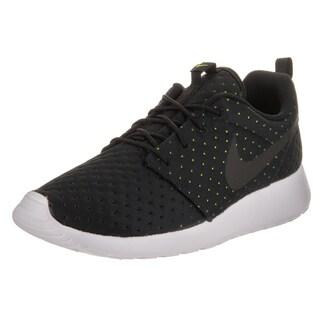 Nike Men's Roshe One SE Black Running Shoes