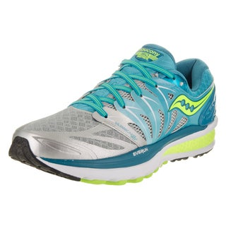 Saucony Women's Hurricane ISO 2 Blue Synthetic Running Shoes