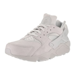Nike Men's Air Huarache Run Prm Grey Running Shoe