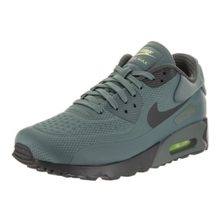 Nike Men's Air Max 90 Ultra SE Green Textile Running Shoes