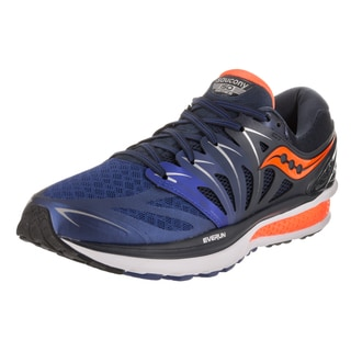 Saucony Men's Hurricane ISO 2 Synthetic-leather Running Shoes