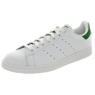 Adidas Men's Stan Smith Originals White Leather Casual Shoes