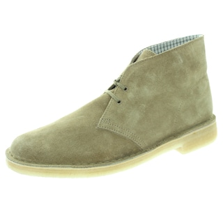 Clarks Men's Oakwood Suede Desert Boot