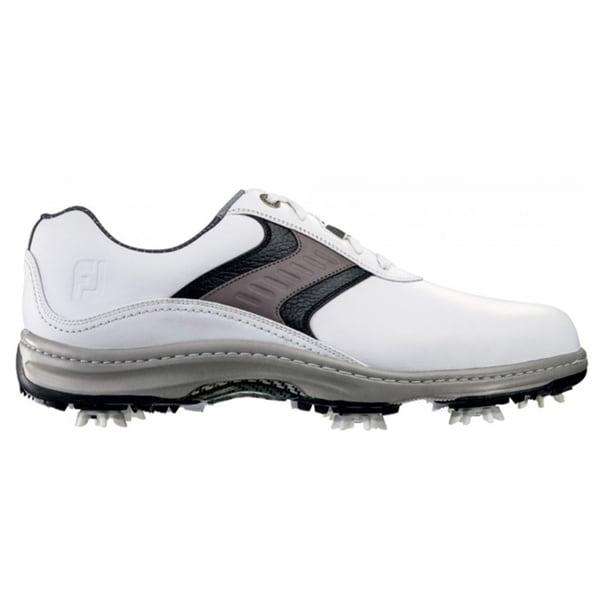 FootJoy Contour Series Golf Shoes 2016 Previous Season Style White/Grey/Black