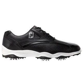 FootJoy Superlites Golf Shoes Previous Season Style 2016 All Over Black