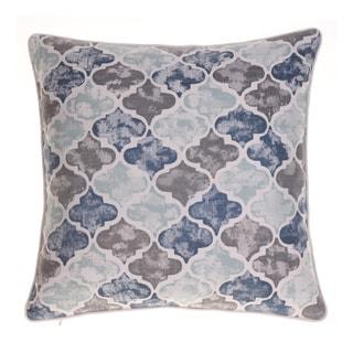 Moroccan Multicolor 24-inch Square Throw Pillow