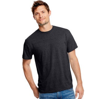 Hanes Men's X-Temp w/Fresh IQ Tri-Blend Performance T-shirt