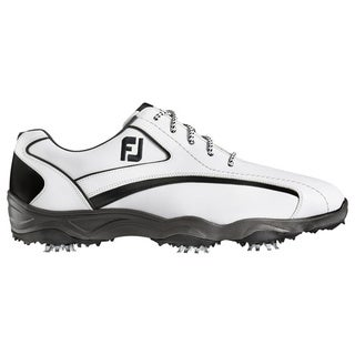 FootJoy Superlites Golf Shoes Previous Season Style 2016 White/Black