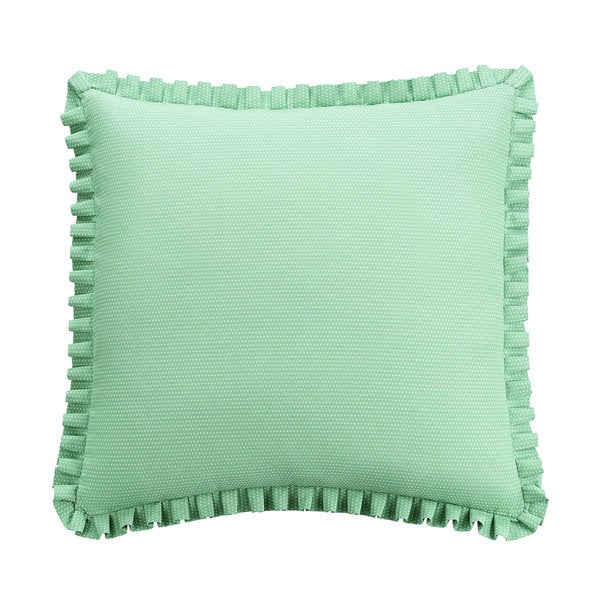 Williamsburg Palace Green Euro Sham