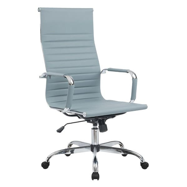 Shop Porthos Home Cordin Office Chair Overstock 14317039 Grey