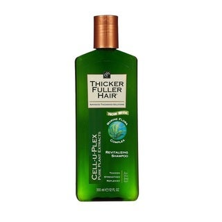 Thicker Fuller Hair 12-ounce Revitalizing Shampoo