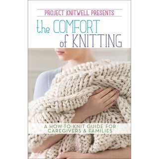 Leisure Arts-The Comfort Of Knitting