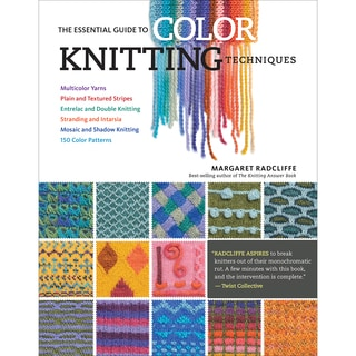Storey Publishing-Guide To Color Knitting Techniques
