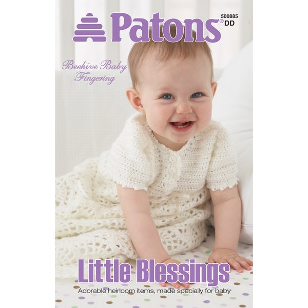 Shop Patons Little Blessings Beehive Baby Fingering Free Shipping