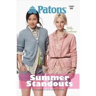 Patons-Summer Standouts - Silk Bamboo