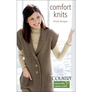 Leisure Arts-Comfort Knits - Country