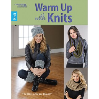Leisure Arts-Warm Up With Knits