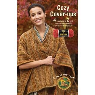 Leisure Arts-Cozy Cover-Ups - Homespun