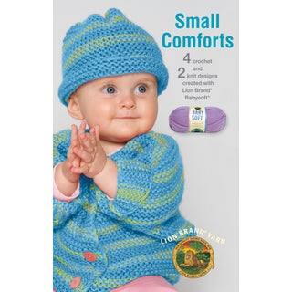 Leisure Arts-Small Comforts - Baby Soft