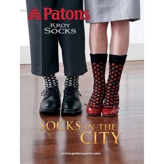 Patons-Socks In The City - Kroy Socks