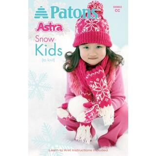 Patons-Snow Kids - Astra