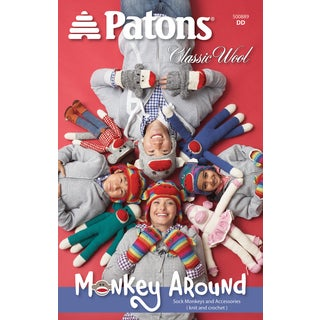 Patons-Monkey Around