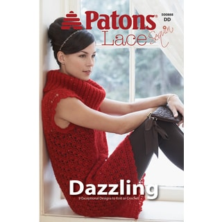 Patons-Dazzling - Lace Sequin