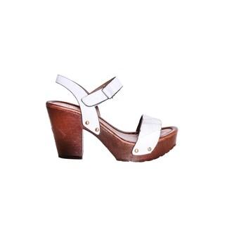 Hadari Women's Strappy Wedge Sandal