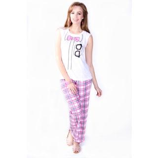 Hadari Women's Kara Lightweight Pajama Set
