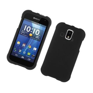 Insten Hard Snap-on Rubberized Matte Case Cover For Kyocera Hydro XTRM C6721