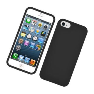Insten Hard Snap-on Rubberized Matte Case Cover For Apple iPhone 5/ 5S