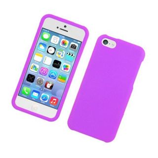 Insten Hard Snap-on Rubberized Matte Case Cover For Apple iPhone 5C