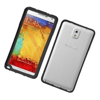 Insten TPU Rubber Candy Skin Bumper Frame For Samsung Galaxy Note 3