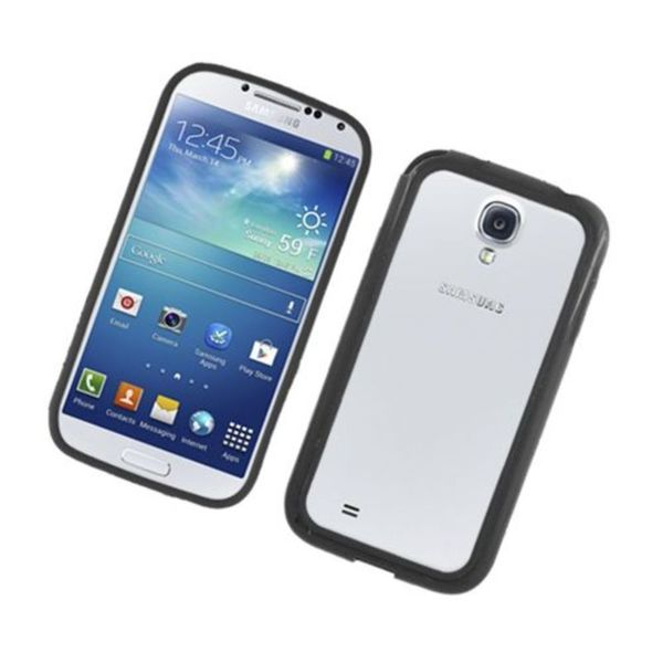 Insten TPU Rubber Candy Skin Bumper Frame For Samsung Galaxy S4