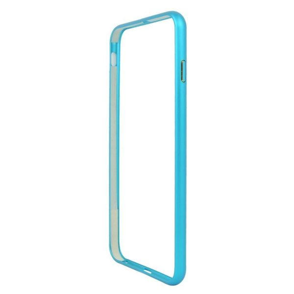 Insten TPU Rubber Candy Skin Bumper Frame For Apple iPhone 6 Plus/ 6s Plus