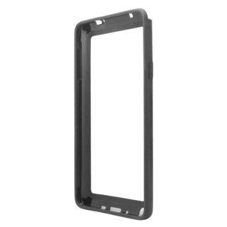 Insten TPU Rubber Candy Skin Bumper Frame For Samsung Galaxy Note 4