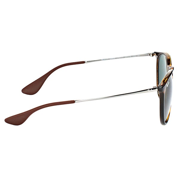 RAY BAN ERIKA TORTOISE Sunglasses 54mm $59.99 | PicClick