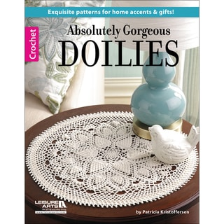Leisure Arts-Absolutely Gorgeous Doilies